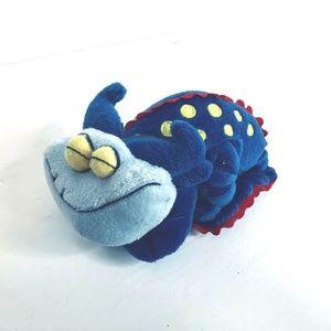 Protonix Plush Stuffed Animal Toy Dinosaur Bug 7 in L